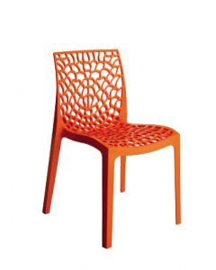 GROOVY Stacking All Weather Chair