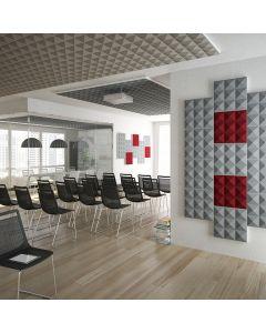 Accusta Sound Absorbing Panel - Pyramid